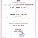 Liceenta Turism Robinson